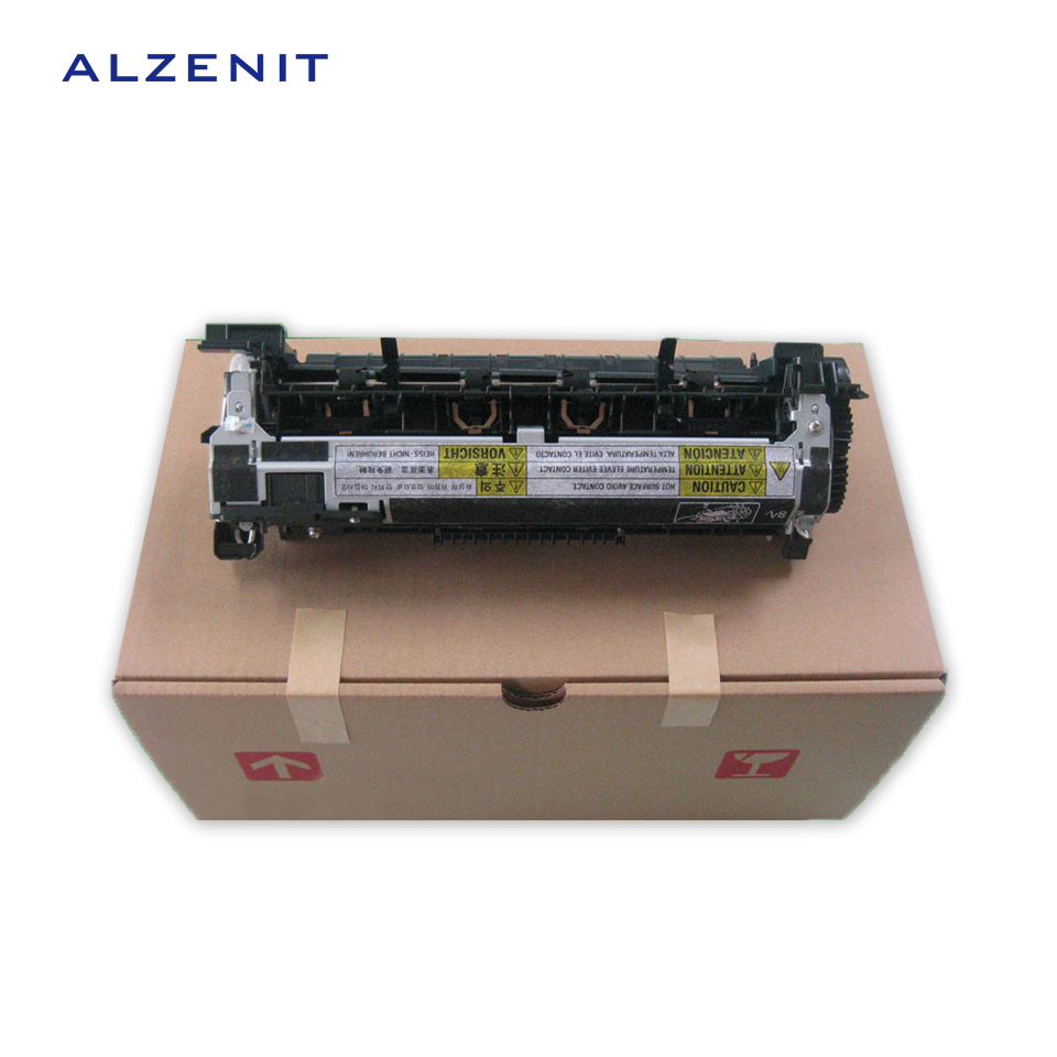 ALZENIT For HP 600 601 602 603 M600 M601 M602 M603 New Fuser Assembly RM1-8395 RM1-8396 220V Printer Parts On Sale dw ad 601 m18 120(601 602 603 604 605)