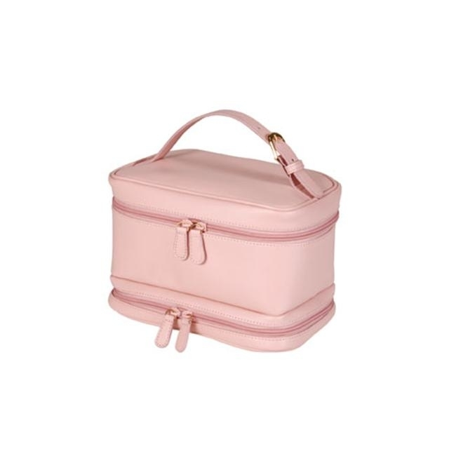 Royce Leather 270-CP-6 Ladies Cosmetic Travel Case - Carnation Pink мешок ozone cp 270 5