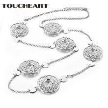 Ожерелье и подвески toucheart из нержавеющей стали на заказ