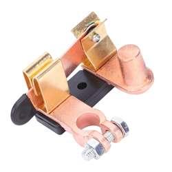 Батарея мастер отсоединить отрезать нож переключатель для отрицательного пост 0,59-0.67in (15-17 мм) 6 в 12 В 24 В для морского катера автомобиля Rv