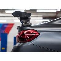 Universal Car GT Style Carbon Fiber Car Racing Rear Trunk Spoiler Wings for BMW 1M M3 E82 E87 E92 E93 F30 F10 Sedan Coupe