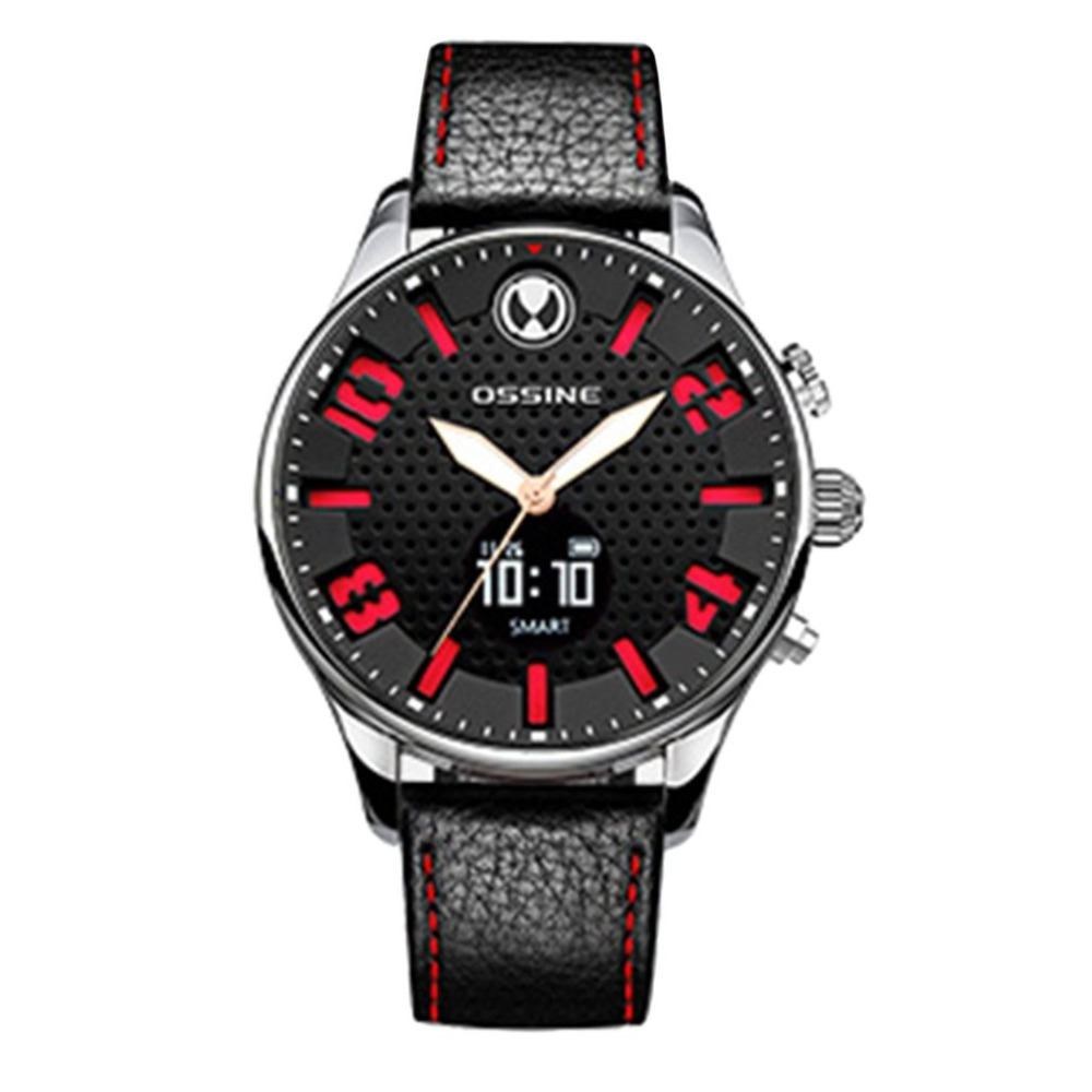 Men'S Quartz Watch Wristwatch clock watch Support Wireless Charging Heart Rate Blood Pressure smart children's watches