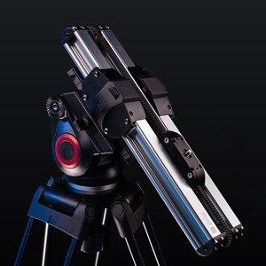 Image 5 - Neue Zeapon Micro 2 Kamera Slider Track Dolly Slider Schiene Professionelle Tragbare Mini Video Slider Für Canon Nikon Sony DSLR BMCC