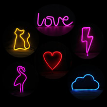 Popular Wall Neon Light-Buy Cheap Wall Neon Light lots from
