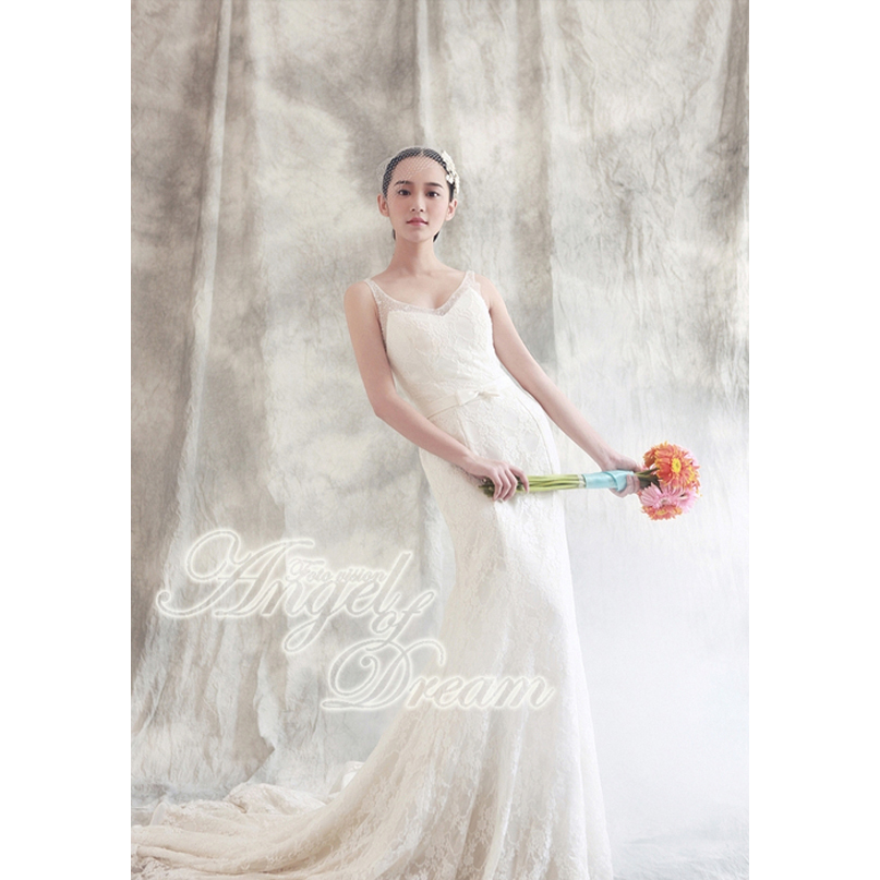 Vinyl 5X7ft Pro dyed muslin Backdrops Customized photographic background hand-made photography backdrop for wedding
