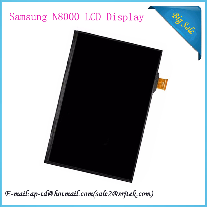 Original 10.1 For Samsung Galaxy Note 10.1 N8000 LCD Display Panel Screen Monitor Repair Replacement+Tracking Number