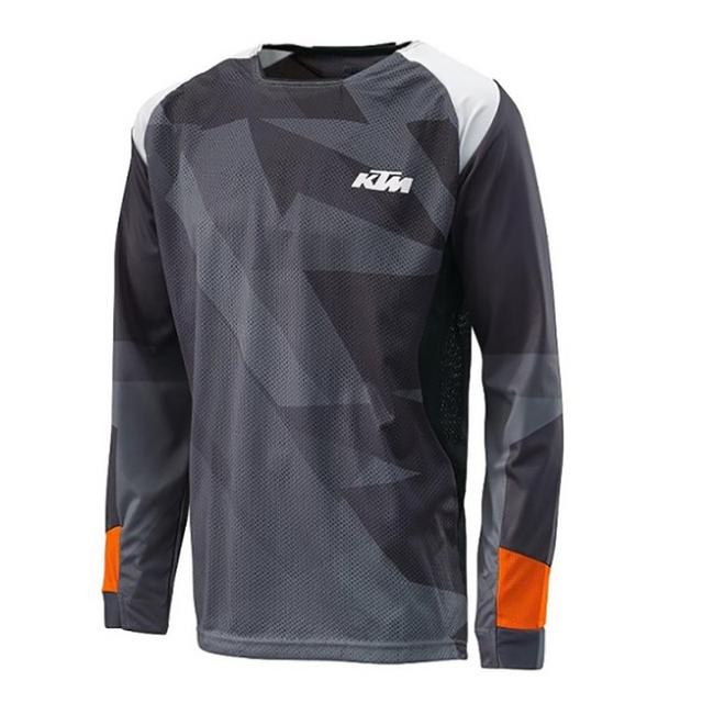 2018 Motorcycle Jerseys Moto XC Motorcycle GP Mountain Bike Motocross Jersey XC BMX DH MTB T Shirt Clothes XS TO 5XL