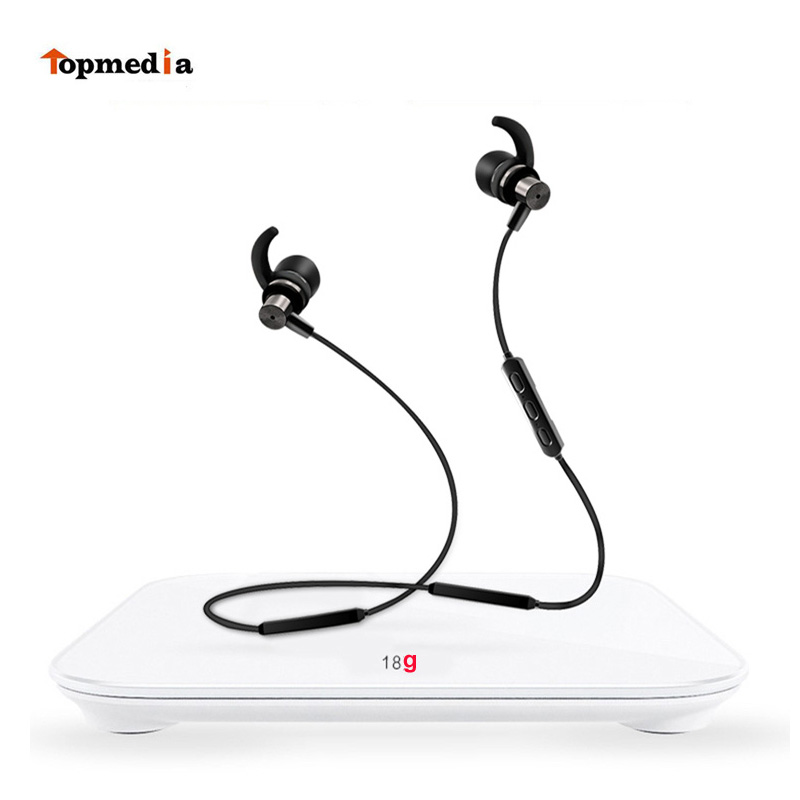 Sport Bluetooth Earphones In Ear with Microphone Wired Bluetooth Headset B200 For IPhone X Se Xiao Mi Android Mobile Smartphones