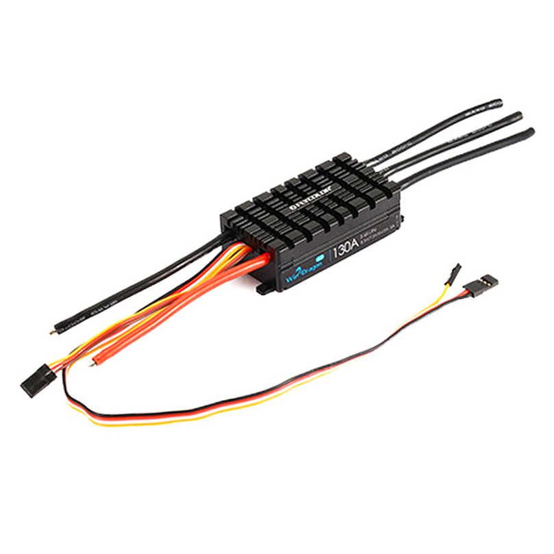 Flycolor WinDragon ESC 2-6S контроллер скорости 40A 60A 80A 100A 130A Поддержка Wi-Fi APP программирование для RC Racing Drone Air