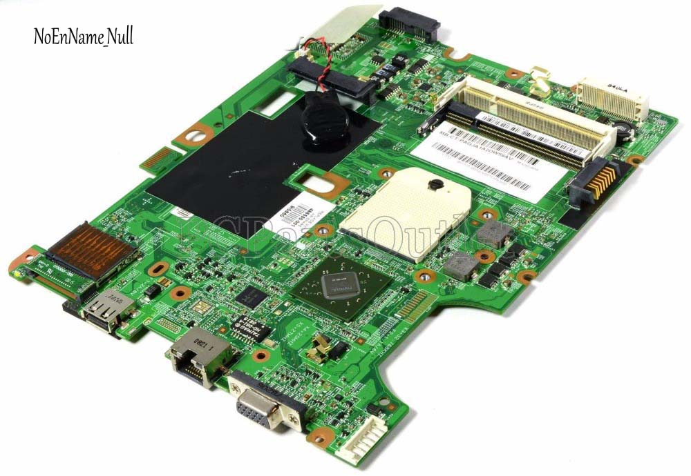 original Motherboard 486550-001 for HP Compaq Presario CQ50 CQ60 G50 G60 <font><b>laptop</b></font> Notebook PC motherboard systemboard 100% Test ok image