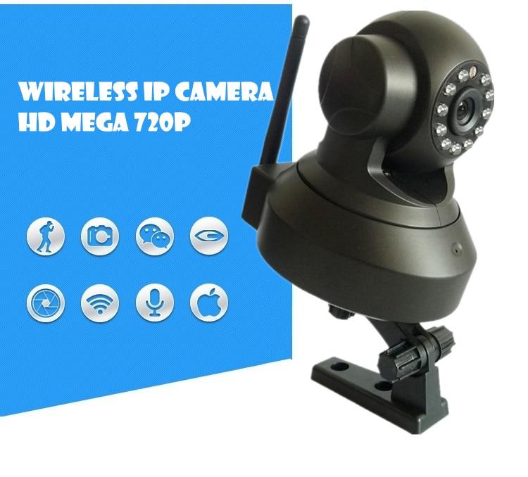 wireless 720P mini Smartlink wifi IP font b camera b font Night Vision Plug and Play