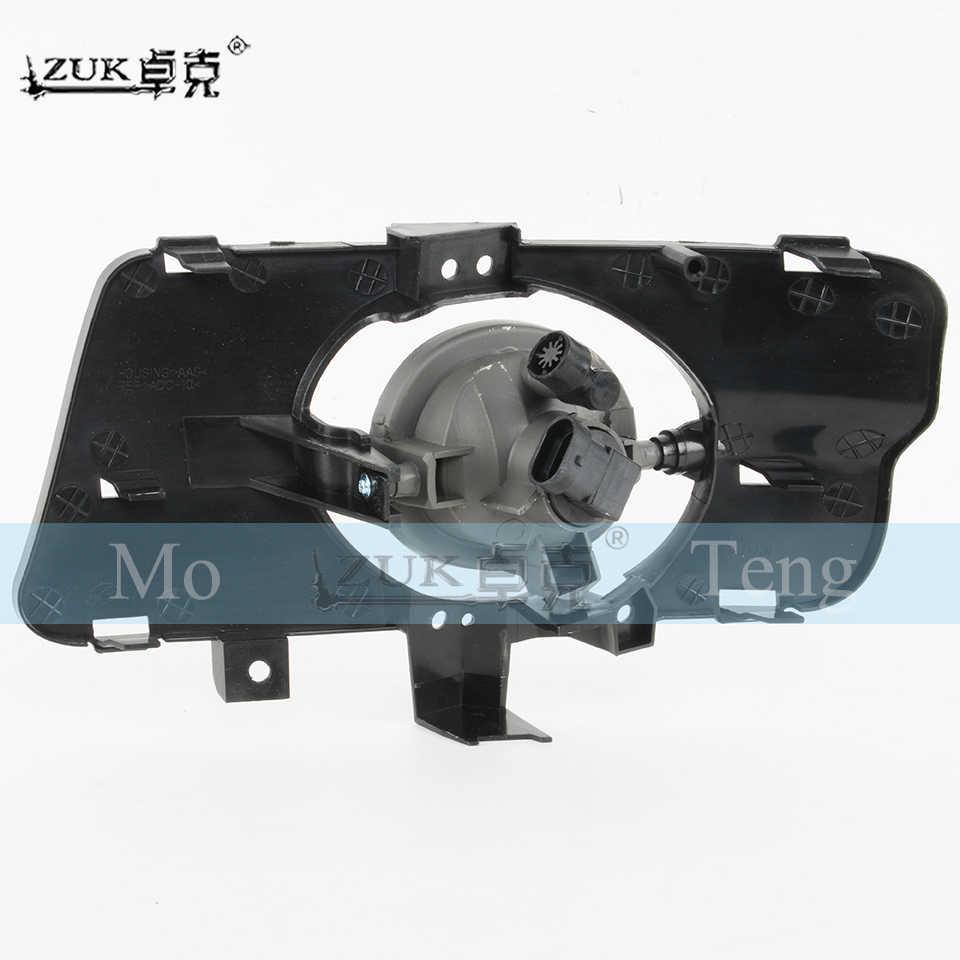 ZUK 2 шт. передний бампер противотуманные светильник противотуманная фара для Mazda 3 M3 Axela 2004 2005 2006 2.0L 2,0 Анти-туман отражатель светильник тумана светильник противотуманного фонаря