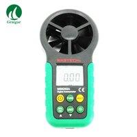 0.4-30 m/s  0-99990CFM  Resolution-0.01m/s  Digital Anemômetro MS6252A