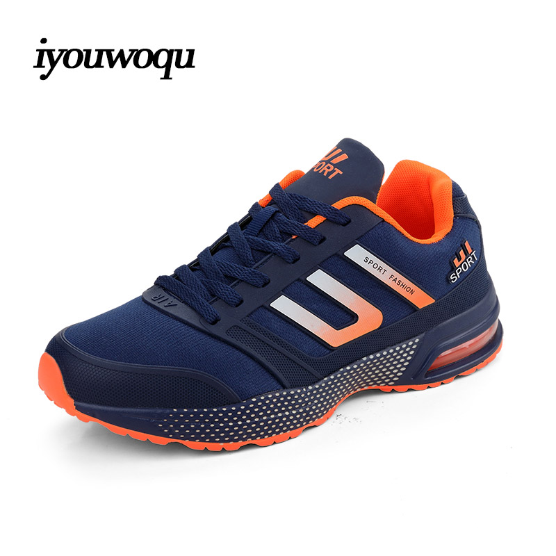 ФОТО superestrella Men Running 2016 autumn New Arrivals Sports shoes Damping air Cushion Sneakers Men Shoes trainers 169