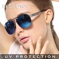 BEOLOWT Marca mujeres protección UV400 gafas de Sol de Conducción Gafas de Sol para las mujeres con la Caja de 4 Colores BL413