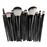 22 Pcs New Pro Makeup Brush Set Powder Foundation Eyeshadow Eyeliner Lip Cosmetic Brush Kit Beauty