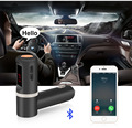 New Design Car Kit Wireless Bluetooth FM Transmitter MP3 Player USB For SD LCD Remote Handsfree Free Shipping 8011