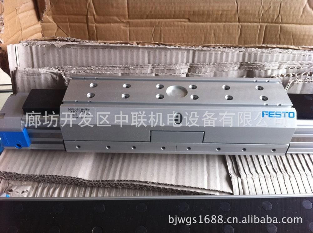 Spot supply a FESTO no rod cylinder DGPL-40-600-PPV-A-GF-B new original packaging new original cylinder cxsjm6 10
