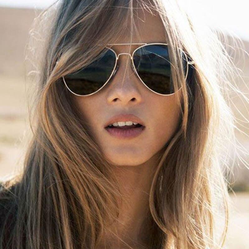 Hindfield Women Men Pilot Solglasögon Märke Designer Driving Sun Glasses Unisex Glasses Dark Glasses Shades Eyewear Dropshipping