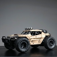 Electric RC Car Rock Crawler Remote Control Toy Cars On The Radio Controlled Drive Off Road Toys For Boys Kids Gift