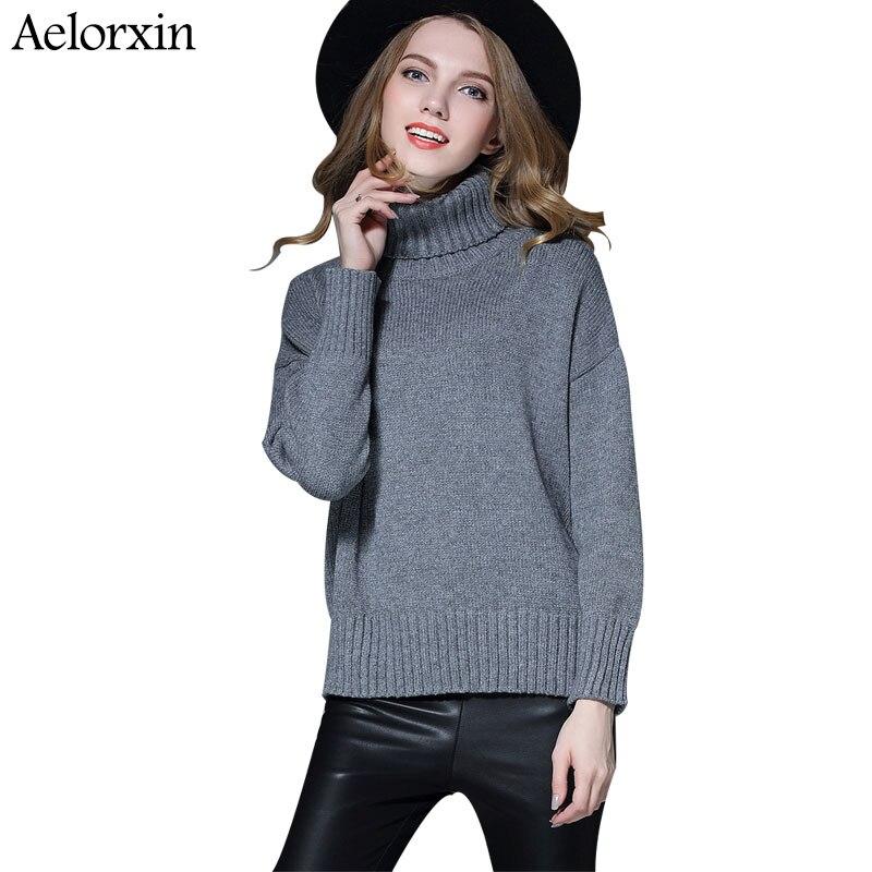 Жіночий светр з водолазками Aelorxin і - Жіночий одяг