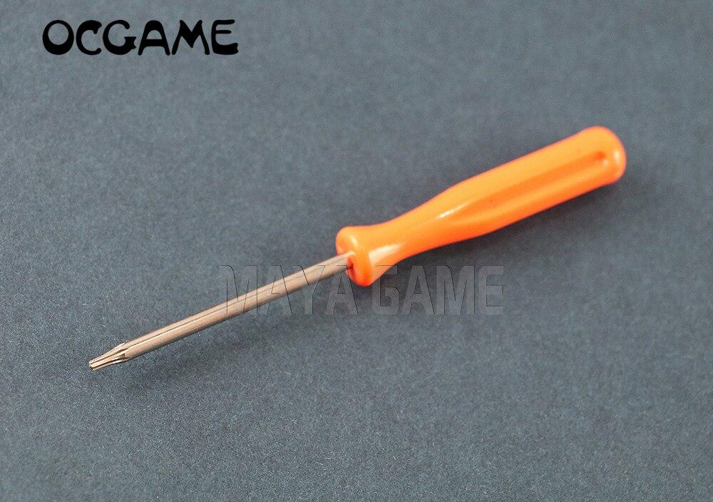 OCGAME Draadloze Praktische Controller Slim T6 T8 T10 Schroevendraaier DIY Tool Torx Driver voor PS3 XBOX360 XBOXONE 120 stks/partij-in Vervangende onderdelen en toebehoren van Consumentenelektronica op  Groep 1