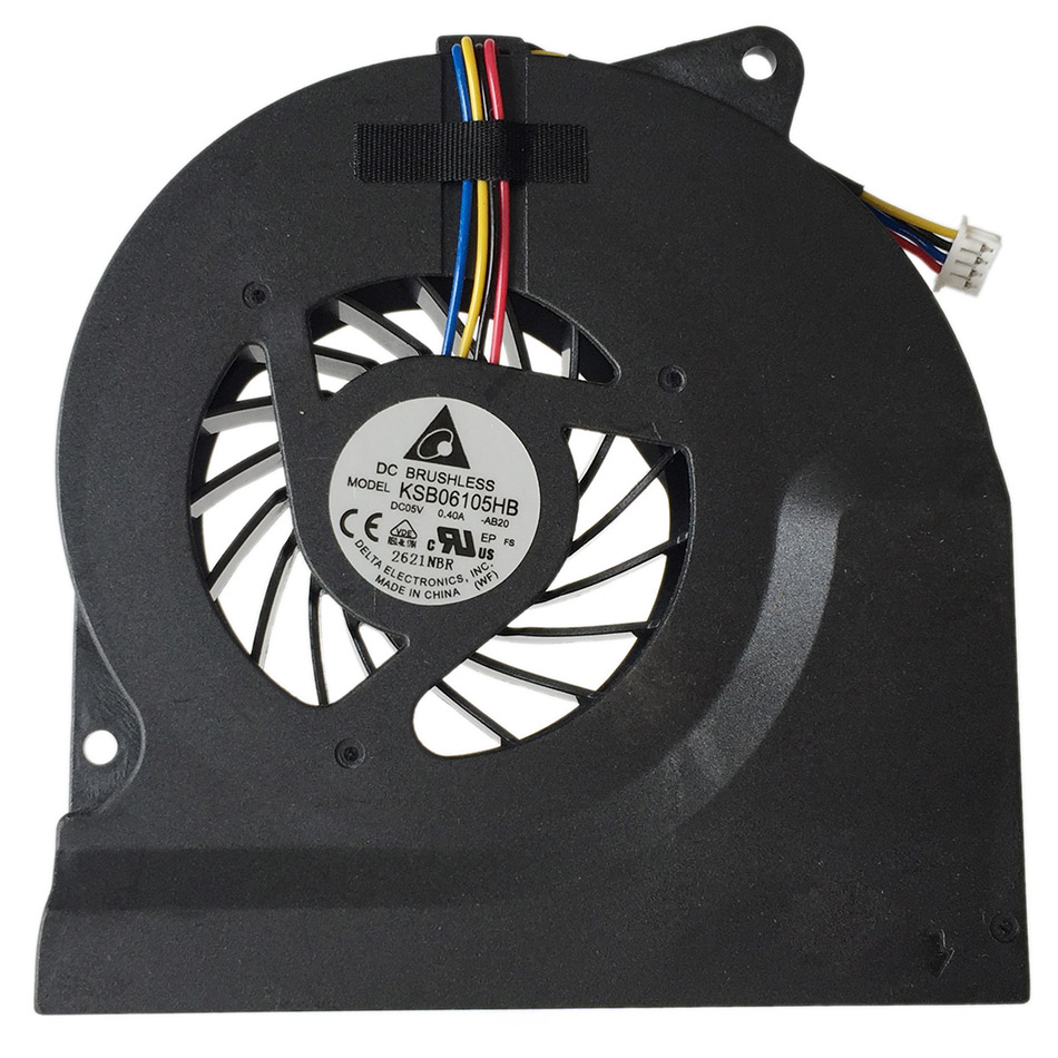 New Original Cpu Cooling Fan For ASUS N53JF N73JN N53S N53J K73E n53xi DC Brushless Cpu Cooler  Laptop Radiators Cooling Fan new original cpu cooling fan for asus k550d k550dp dc brushless cpu cooler radiators laptop notebook cooling fan ksb0705ha cm1c