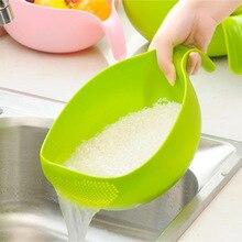 Фильтр для мытья риса корзина для фруктов корзина для слива фруктов домашняя корзина для фруктов хранилище корзина для фруктов корзина для мытья овощей