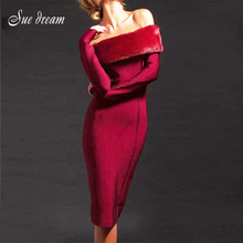 f463cf87c0f94 Buy dress claret and get free shipping on AliExpress.com