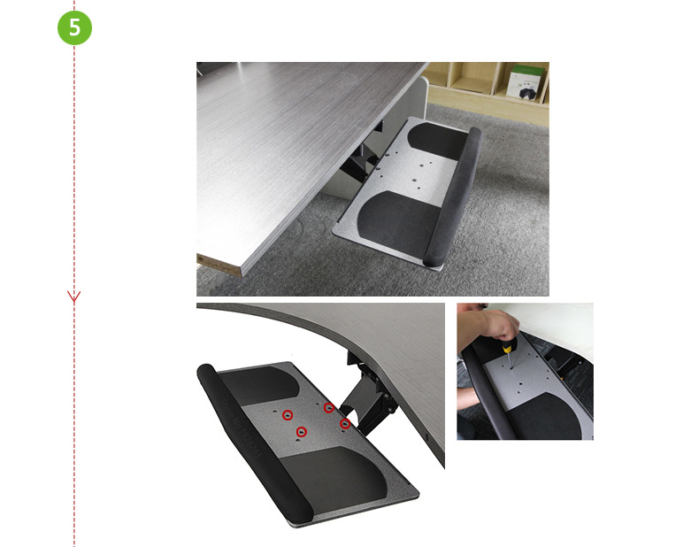 China keyboard rest Suppliers