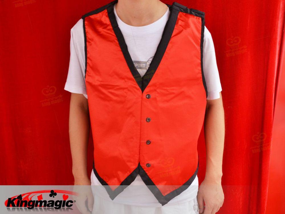 Kingmagic gilet couleur changeante gilet couleur changeante gilet vêtements robe accessoires magiques livraison gratuite