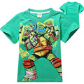 Hot sell 2016 summer Kids Baby Girls Boys CARTOON T-shirt short Sleeve kids Tops cotton children's tops short t-shirt