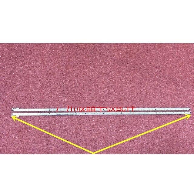 100% New 2pcs(R+L ) 94V-0E248209 5588KKDD-YY-9000L/R010-S-2-3YD RIGHT + LEFT 60led 49.60cm