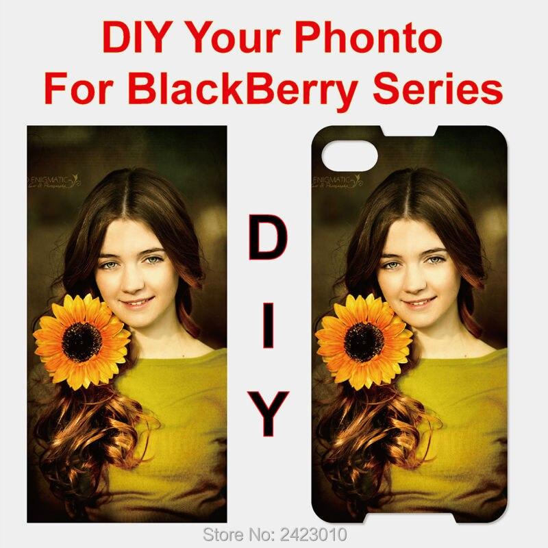 For Blackberry Z30 Z10 Z3 Passport Q30 Classic Q20 Q10 Q5 priv Dtek50 Dtek60 Patterned Cover DIY Custom Photo mobile phone cases(China)