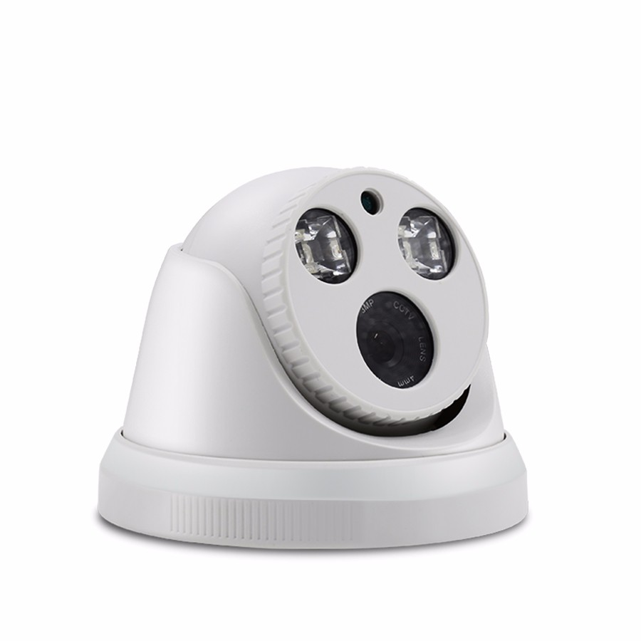 1.3MP 2.0MP SONY323 CMOS Sensor Plastic Indoor CCTV Camera AHD 3.6mm Lens 960P 1080P Dome Analog Camera