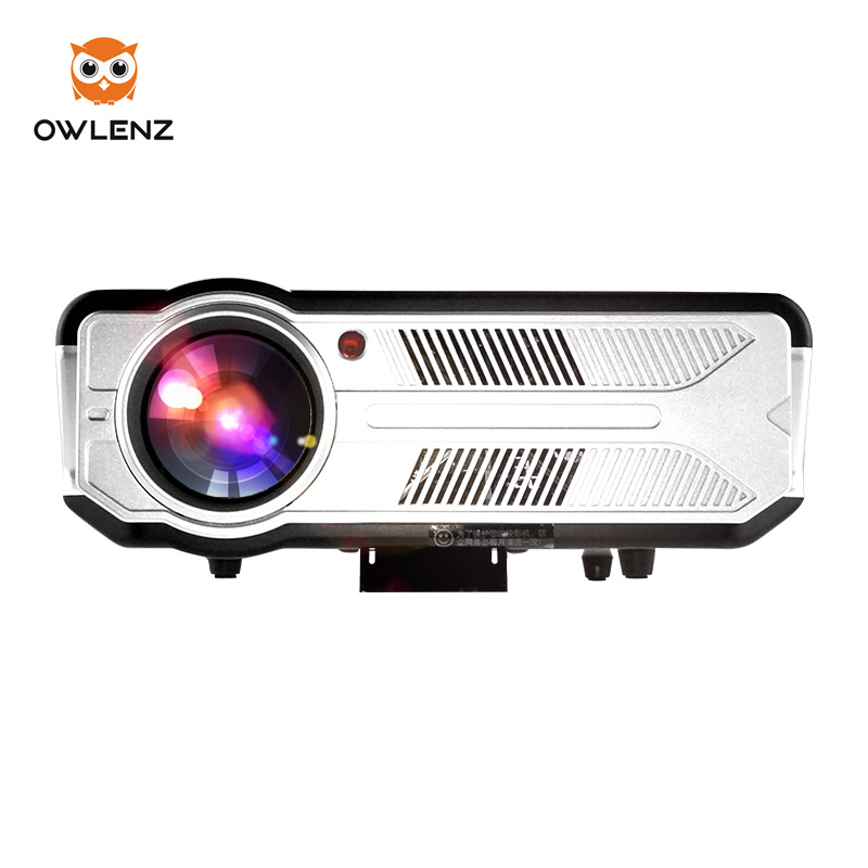 Led Projector 3500 Lumens Beamer 1280 800 Lcd Projector Tv: OWLENZ SD200 LED Projector 2800Lumens LCD Beamer 1280*800
