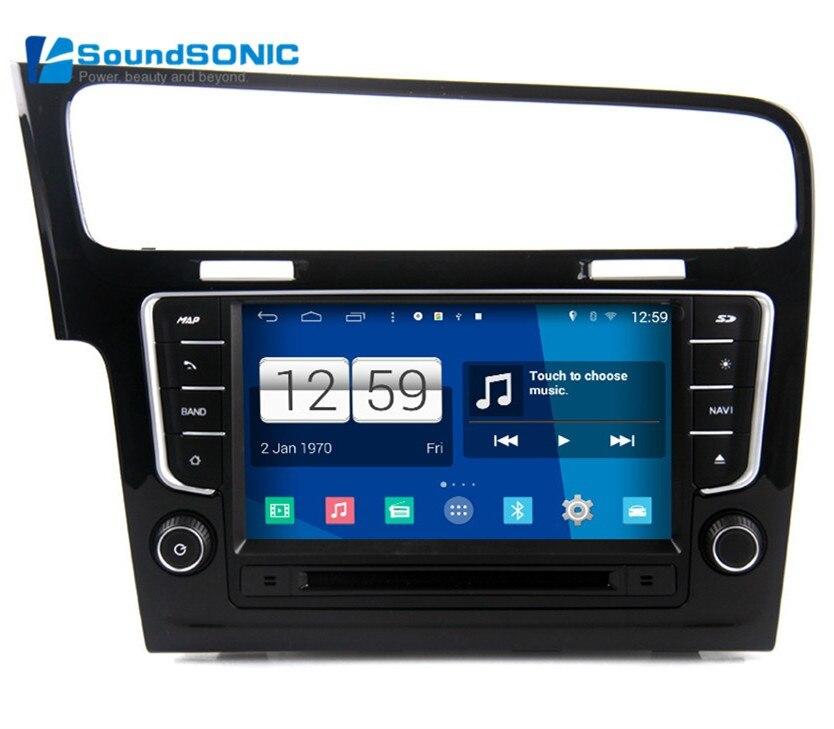 Uitgelezene Voor Volkswagen Golf 7 MK7 Android 4.4 Autoradio GPS Navigatie Nav QB-65