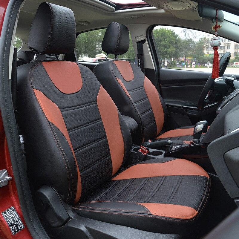 car seat covers for Ford f150 ranger Everest Focus Mondeo Transit Custom Fiesta S MAX Explorer maverick KUGA Escape caravan E150