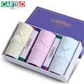 Cartelo brand ladies fashion cotton stretch Slim small boxer women underwear cotton DOT BOW shorts