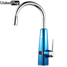 UnitedPlug 1 second instant water heater electric instant hot water faucet instantaneous water heater S7X3