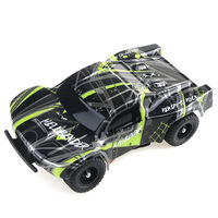 Original Remote Control RC Cars Toys 1/32 2.4GHz 12km/H Independent Suspension Spring Off Road Vehicle RC Crawler Car