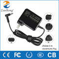 19,5 V 3.33A azul punta 65W AC adaptador cargador para HP Stream 11 Pro Notebook TPN-Q154 PPP009C 709985- 002 710412-001