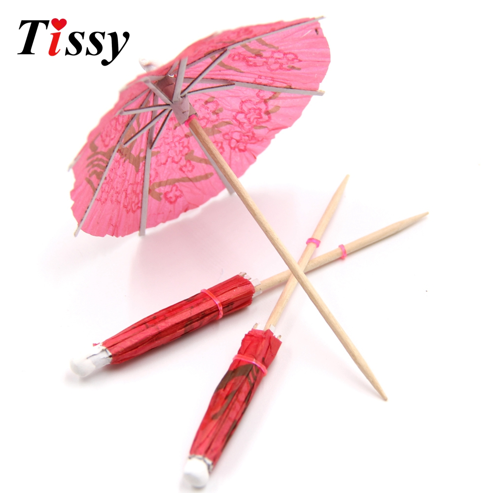 Buy umbrella pick drink and get free shipping on AliExpress.com