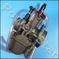 PWK 30mm Flat Slide Carburetor Kit FOR YAMAHA DT 100 125 175 250 YT YZ80 YZ85 YT