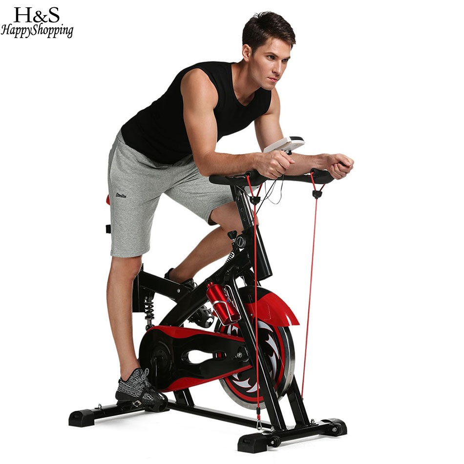 Ancheer Indoor Fitness Equipment Upright Exercise Bike LCD Monitor Cycling Bike for Fitness Indoor Cycling Bikes albreda dynamic sense of bicycle ultra quiet home gym fitness equipment indoor sports exercise bike home exercise bike