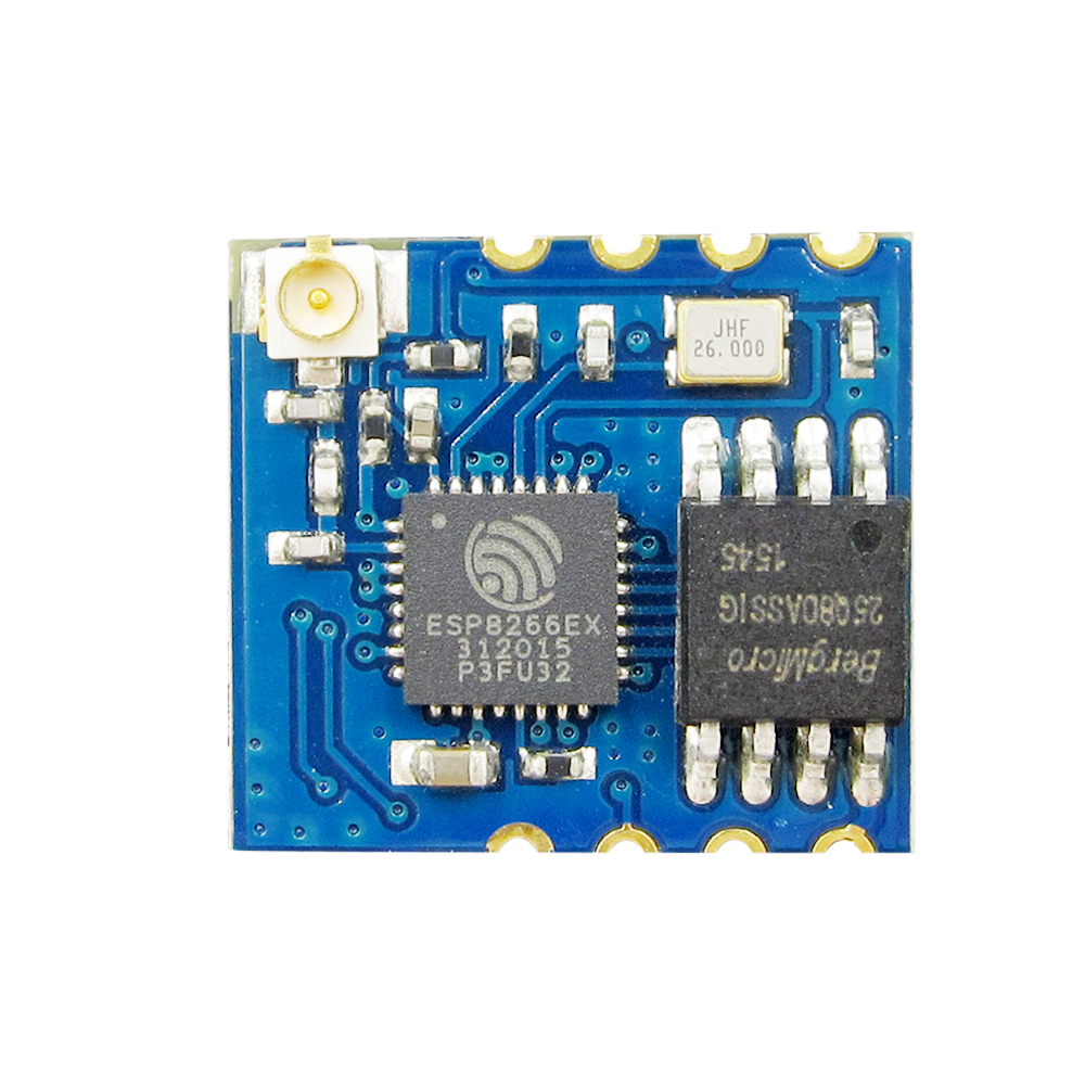 1PCS ESP8266 Serial ESP-02 WIFI Wireless Transceiver Module Send Receive AP+STA official doit mini ultra small size esp m2 from esp8285 serial wireless wifi transmission module fully compatible with esp8266