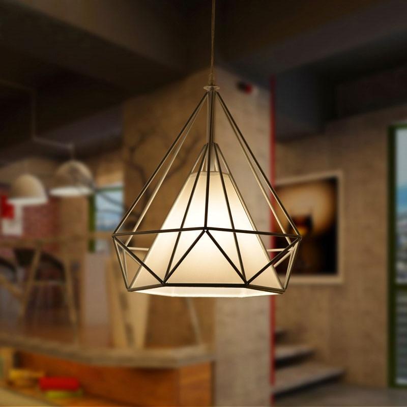 HTB1pHaPX3aH3KVjSZFpq6zhKpXaj 20cm Vintage Industrial Rustic Flush Mount Ceiling Light Black / White Metal Lamp Fixture Nordic Style Creative Retro Light Lamp