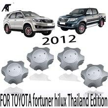 Set von 4 stücke Rad Mitte Kappe für Toyota fortuner hilux 2012 Hub abdeckung thailand Edition 4260B 0K080