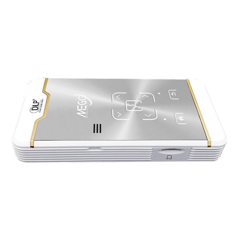 Inteligentni Smart Mini Brand Projektor Android Sustav je vodio Pico - Kućni audio i video - Foto 5