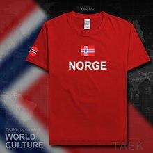 Camisas dos homens t de moda 2017 jerseys nation equipe noruega Norge tshirt  t-shirt 7f9bbb71d6f37